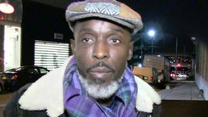 Michael K. Williams' Death Ruled Accidental OD Involving Fentanyl and Heroin