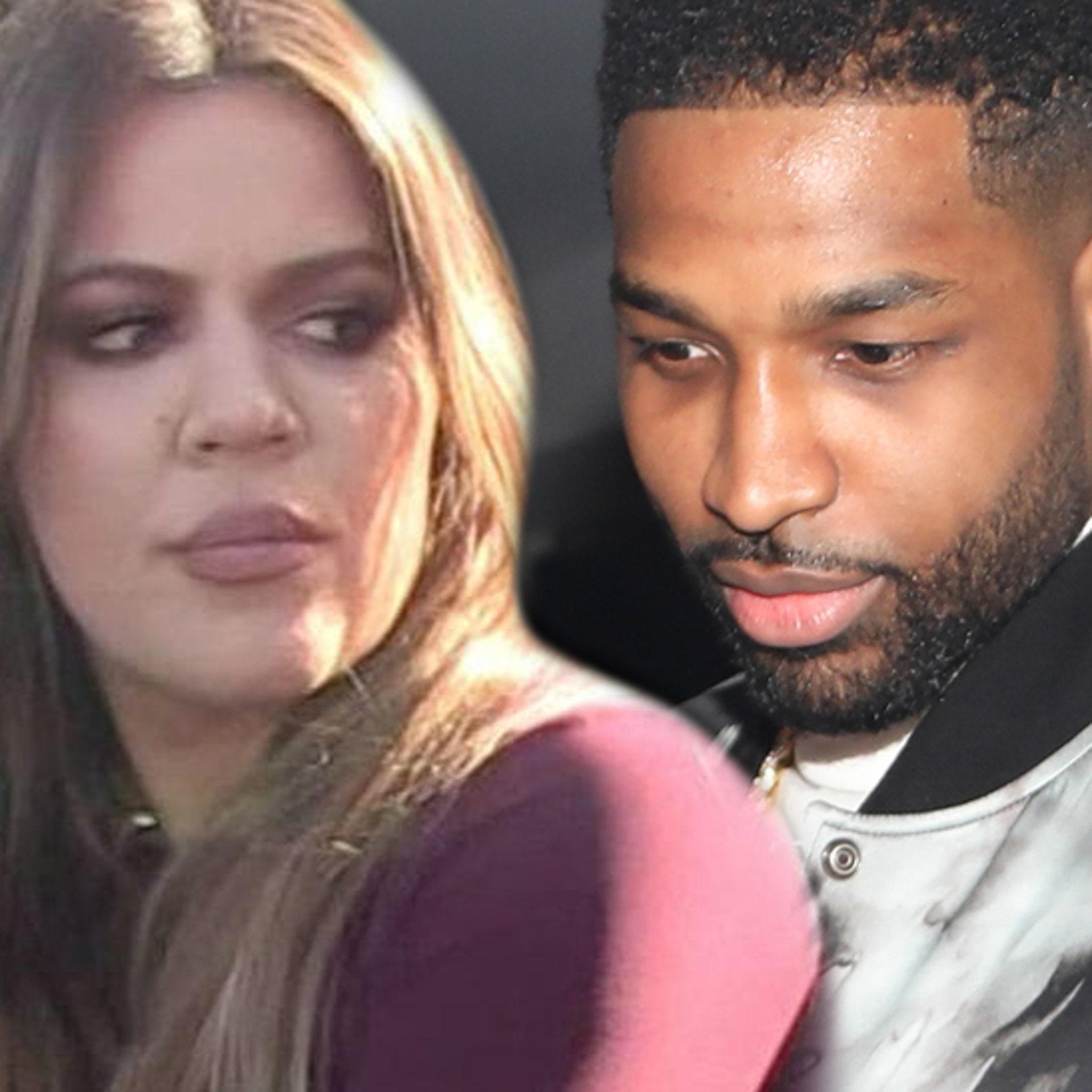 387728a3be2ff Khloe Kardashian & Tristan Thompson Still Together, Doing Thanksgiving