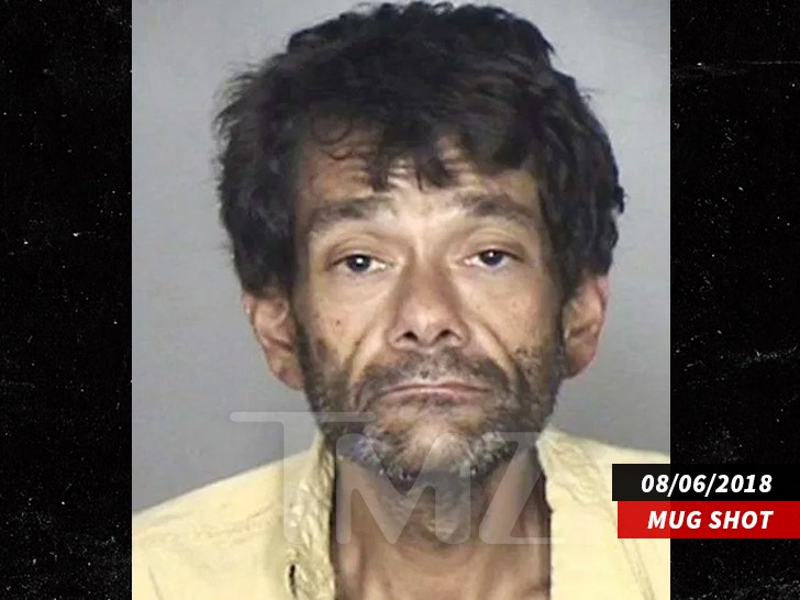 'Mighty Ducks' Goalie Shaun Weiss Shocking Mug Shot For Meth Bust