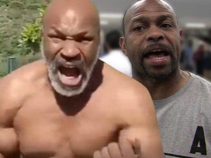 Mike Tyson Fighting Roy Jones Jr In Comeback Tyson Opens As Betting Favorite