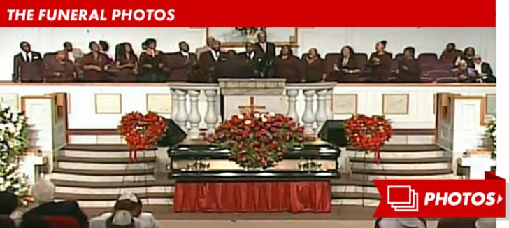 Chris Kelly's Funeral Photos
