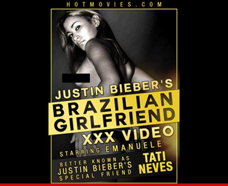 Justin Bieber -- Girl Who Filmed Him Sleeping is a Porn Star - 웹