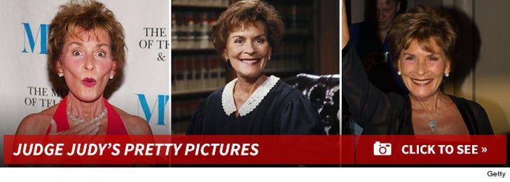 Judge Judy's Pretty Pictures