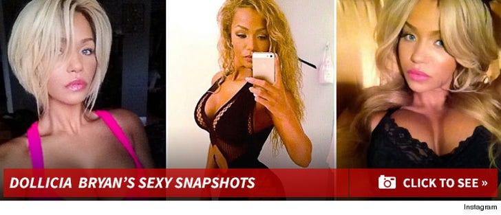 Dollicia Bryan's Sexy Snapshots