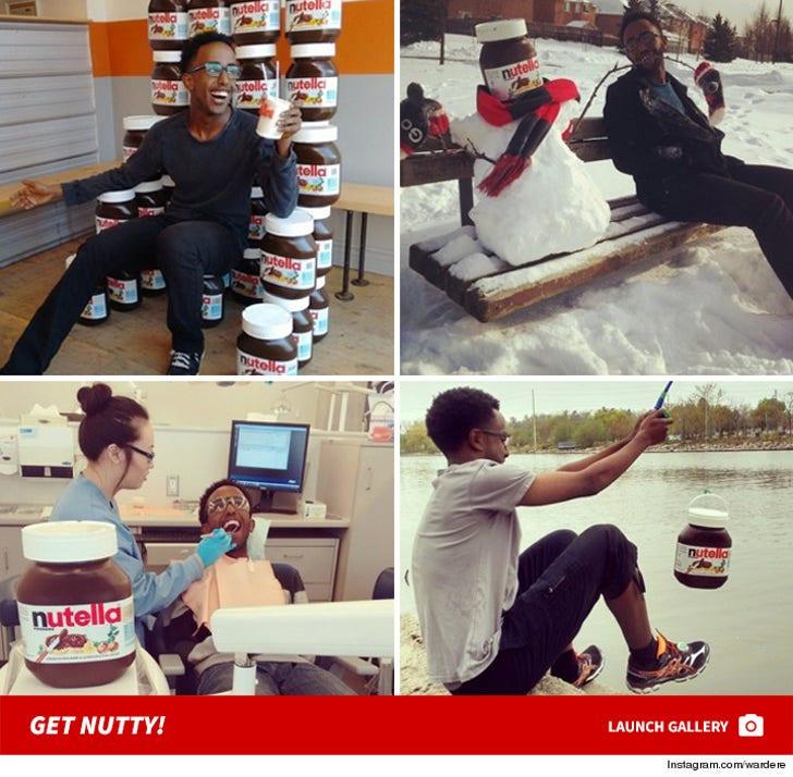 Get Nutty! -- Instagram's Nutella Addiction