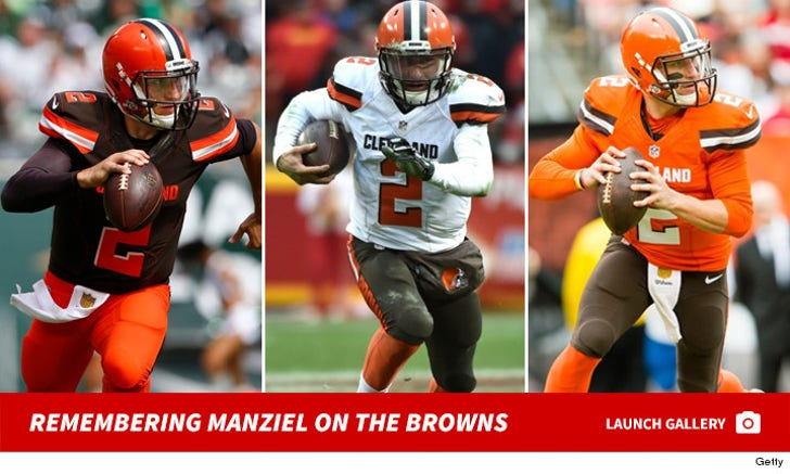 Remembering Johnny Manziel on the Browns
