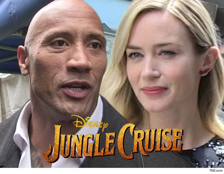 The Rock Got Paid $13 Million More Than Emily Blunt for ...