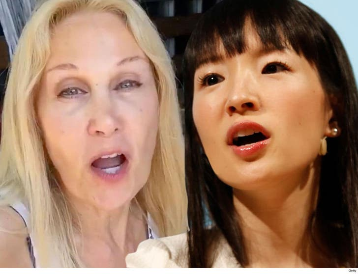 Tidying Up' Star Marie Kondo Accused of Stealing Famous Folding Method