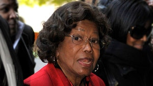 Katherine Jackson Tells The Judge, Trent's So Bad I'm Hiding Out in London