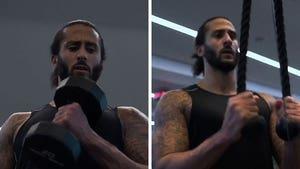 Colin Kaepernick Posts Intense Workout Vid, 'Still Ready' For NFL!