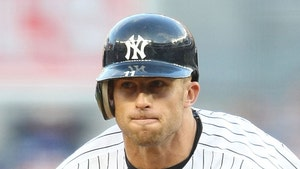 Brett Gardner and Other Yankees Ejected After Face-Off with Umpires