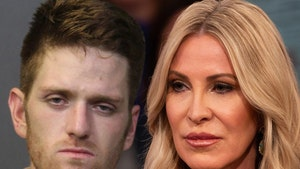 'RHOC' Star Lauri Peterson's Son Josh Waring Gets Jail Transfer After Attack