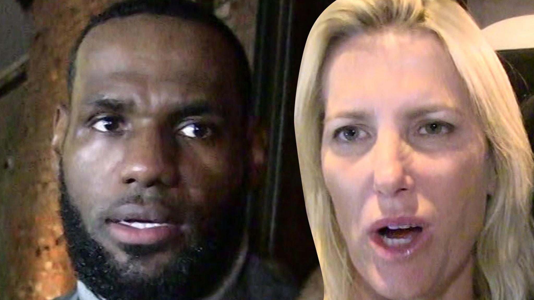 LeBron James Calls Out Laura Ingraham Ingraham Responds on TV