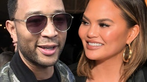 John Legend, Chrissy Teigen Announce Baby No. 3 in 'Wild' Music Video