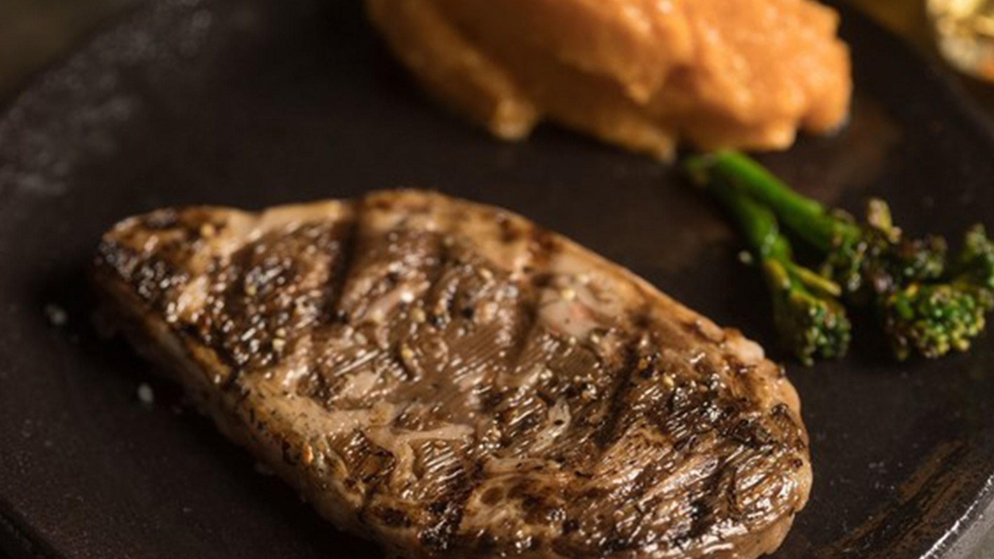 First 3D Bio-Printed Steak Created in Israel, Looks Tasty-ish? - TMZ