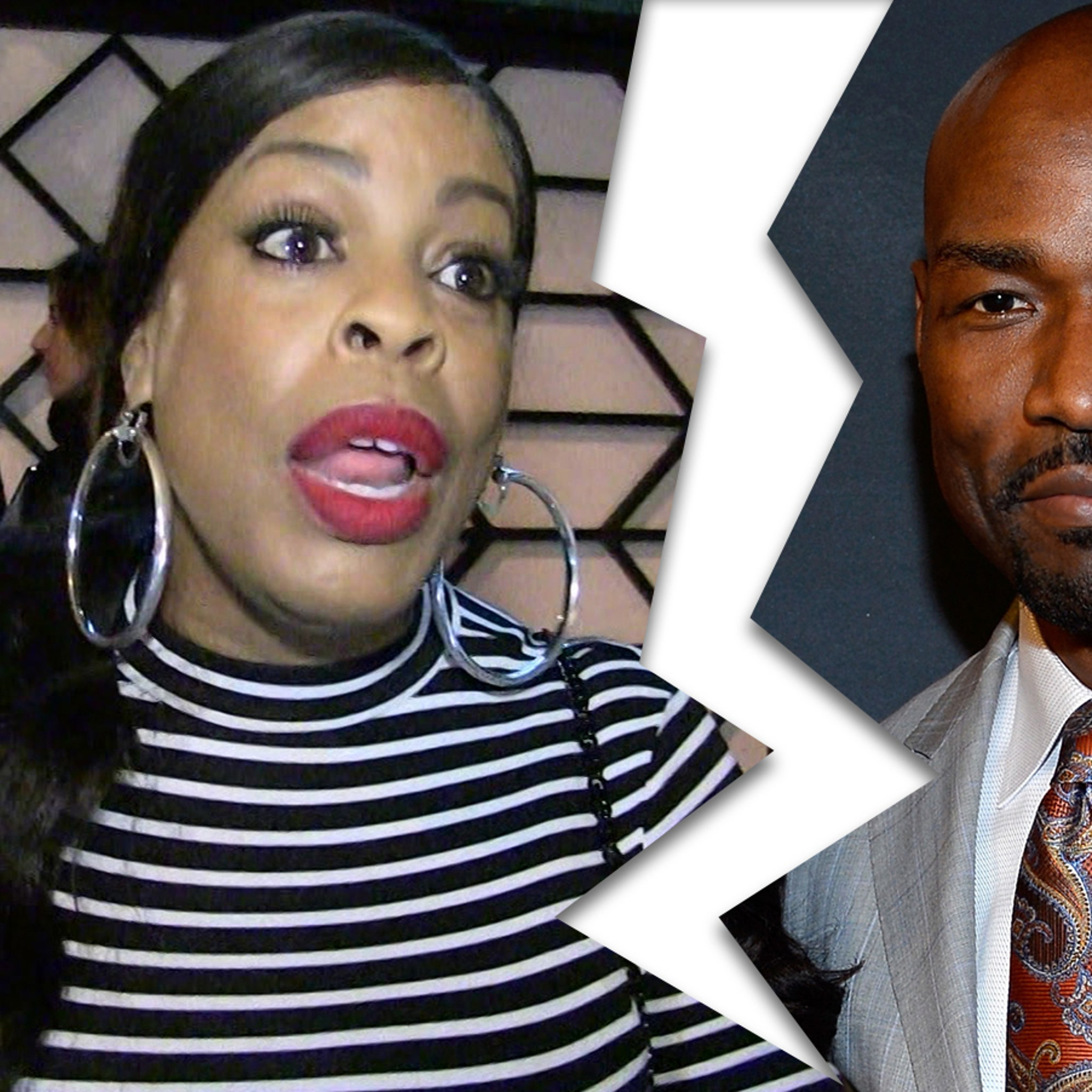 Niecy Nash Has Just Filed For Divorce from Jay Tucker