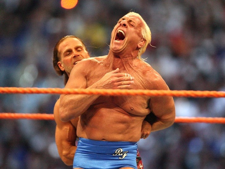 Ric Flair Wrestling