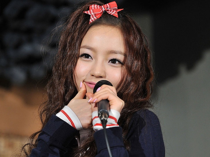 Remembering Goo Hara
