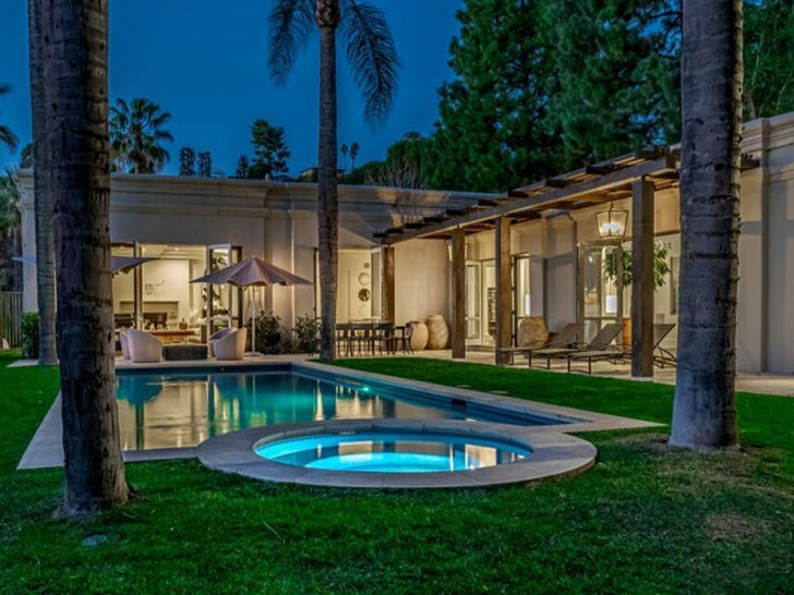 Lindsey Vonn & P.K. Subban Sell Bev Hills Mansion