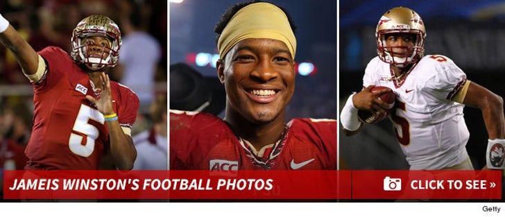 Jameis Winston's Football Photos