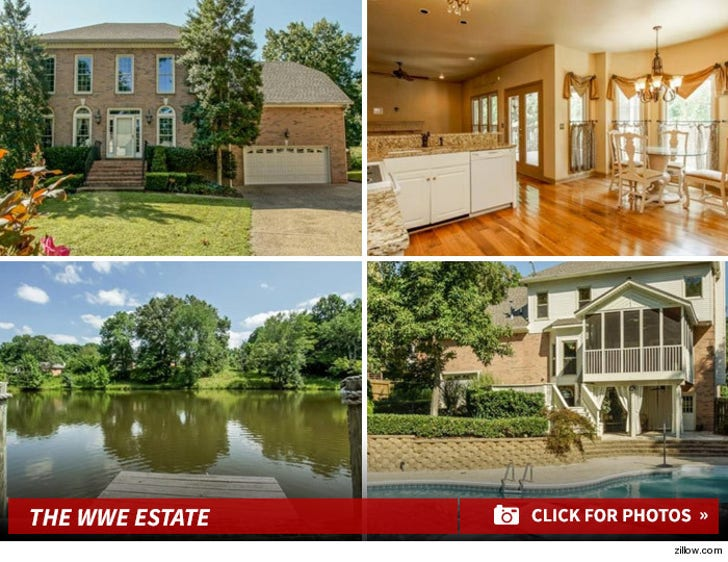 WWE's Lana and Rusev Buy House in Nashville