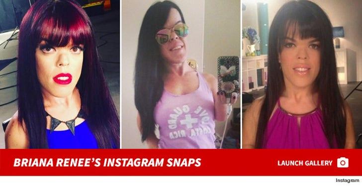 Briana Renee's Instagram Snaps