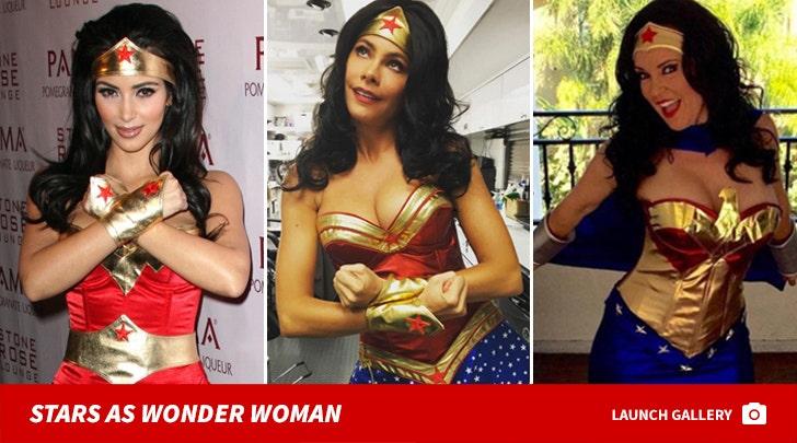 Stars As Wonder Woman