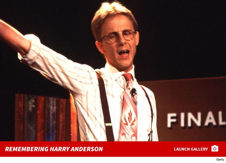 Remembering Harry Anderson