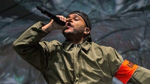 The Weeknd Just Enjoying The Single Life At Coachella