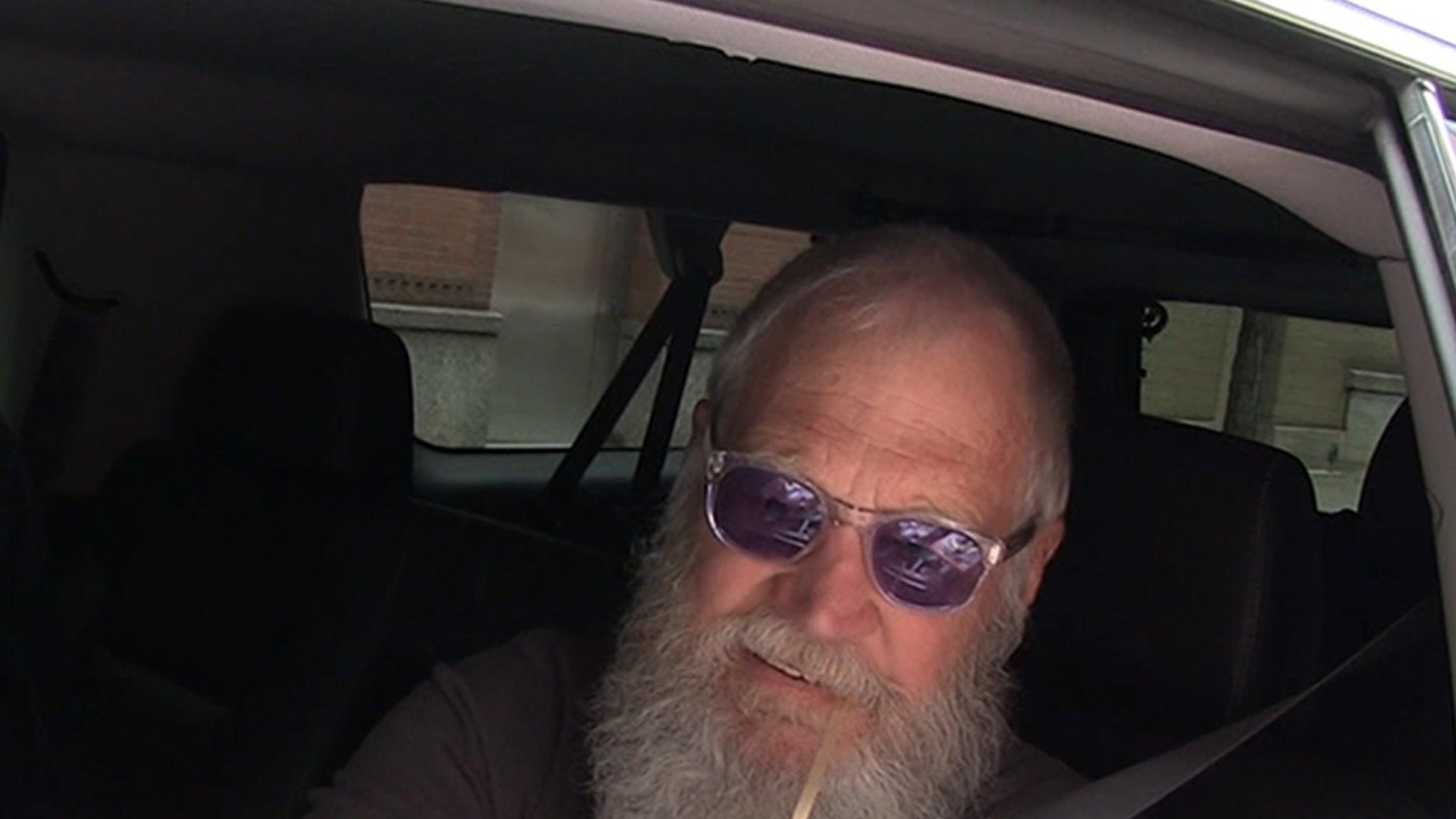 David Letterman Alex Trebek's Got It Right ... Good Energy Absolutely Heals!!!