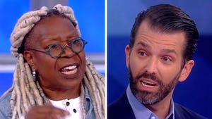 Donald Trump Jr.'s Heated Rant with Joy Behar, Whoopi on 'The View'