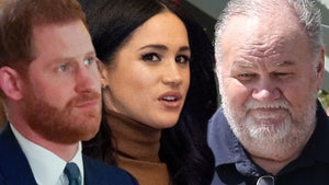 Meghan and Harry Pled With Thomas Markle Not To Talk To Media