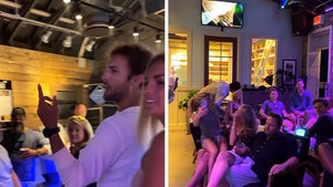 Luke Bryan's Florida Cigar Bar/Karaoke Patrons Not Practicing Social Distancing