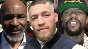 Conor McGregor Promises Mike Tyson, 'I Will Beat Floyd Mayweather'