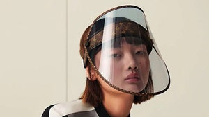 Louis Vuitton Rolling Out Luxury Face Shield, Costs Almost $1,000