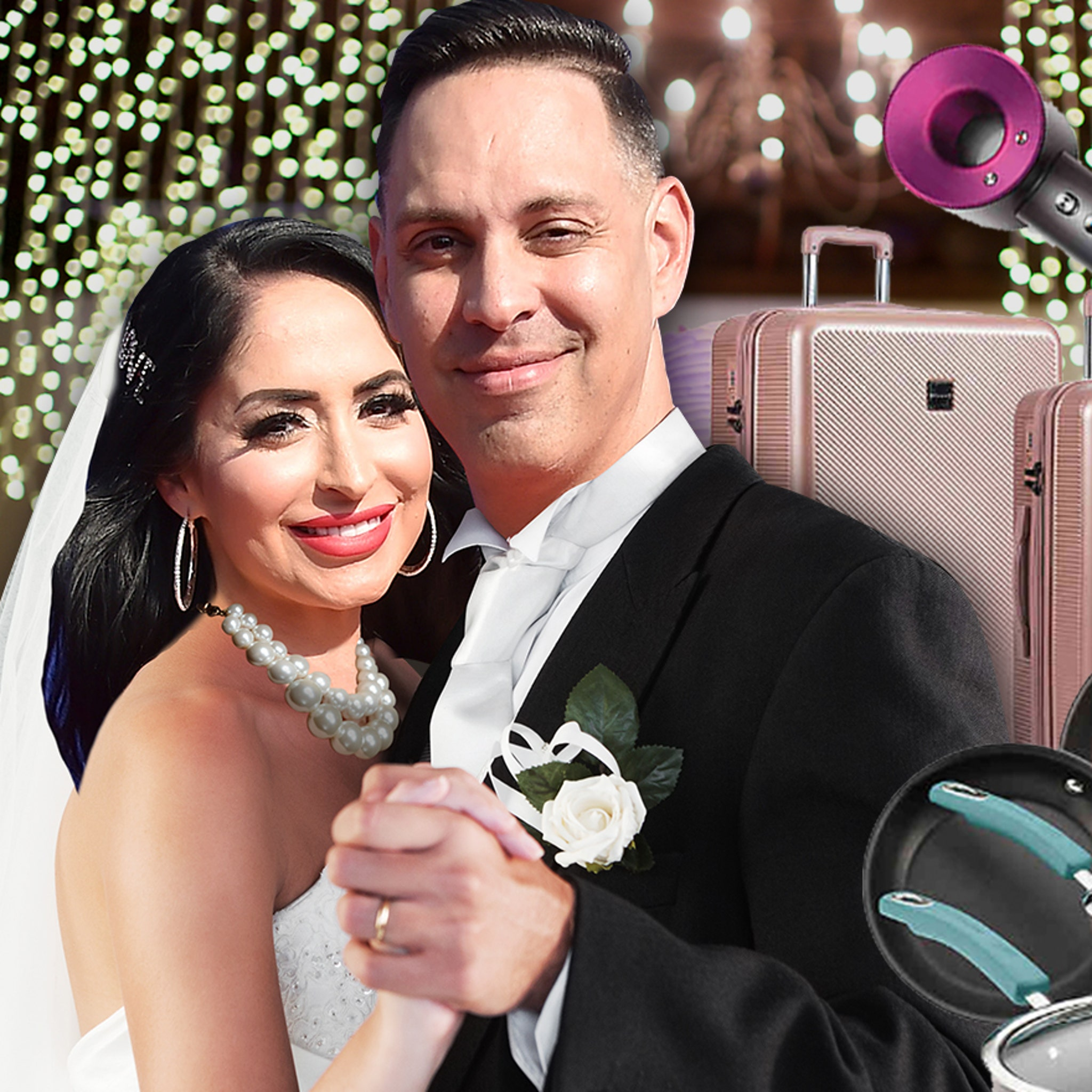 'Jersey Shore' Star Angelina Goes Above & Beyond in Wedding Registry