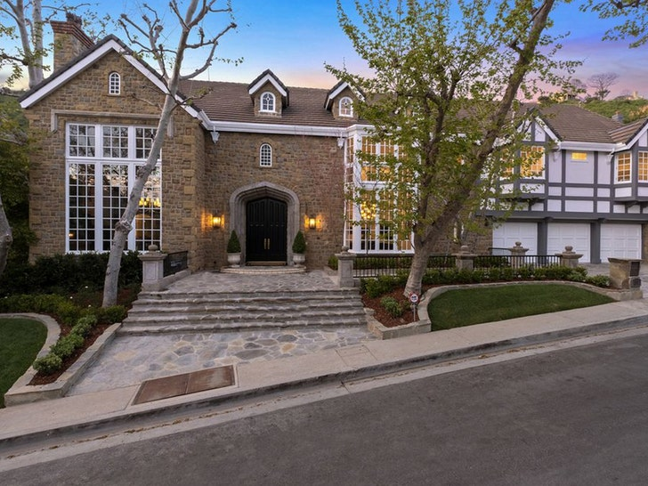 Anthony Davis Renting 14 Mil Bel Air Mansion Welcome To L A