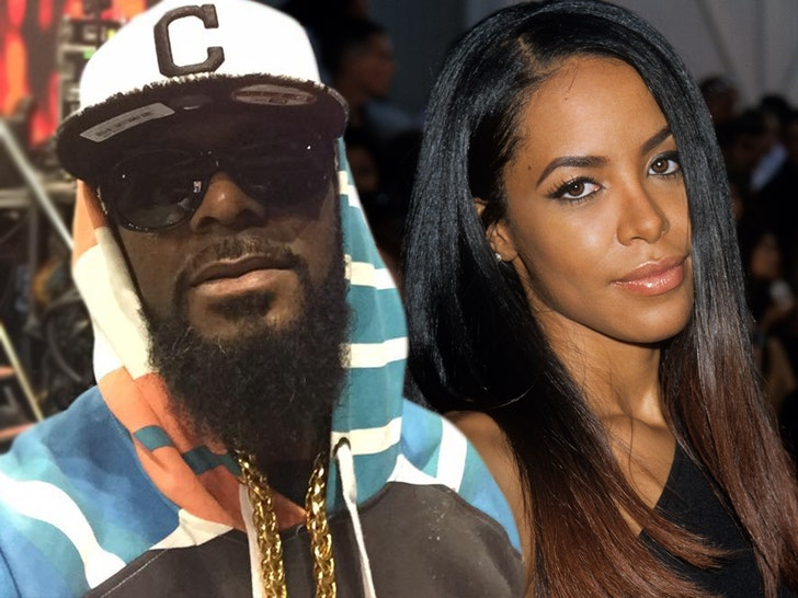 Kelly Charged with Bribing Official to Marry Aaliyah