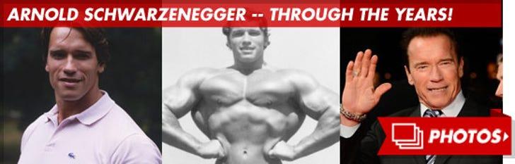 Arnold Schwarzenegger -- Through the Years