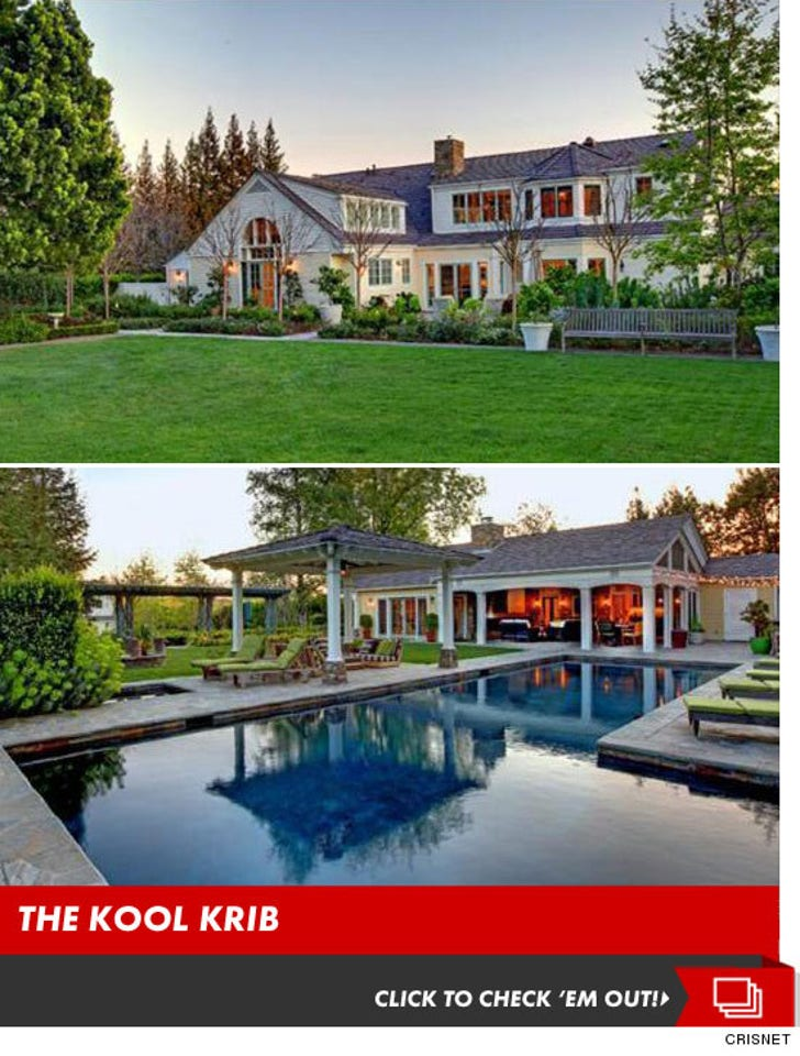 Kourtney Kardashian -- House Hunting Photos
