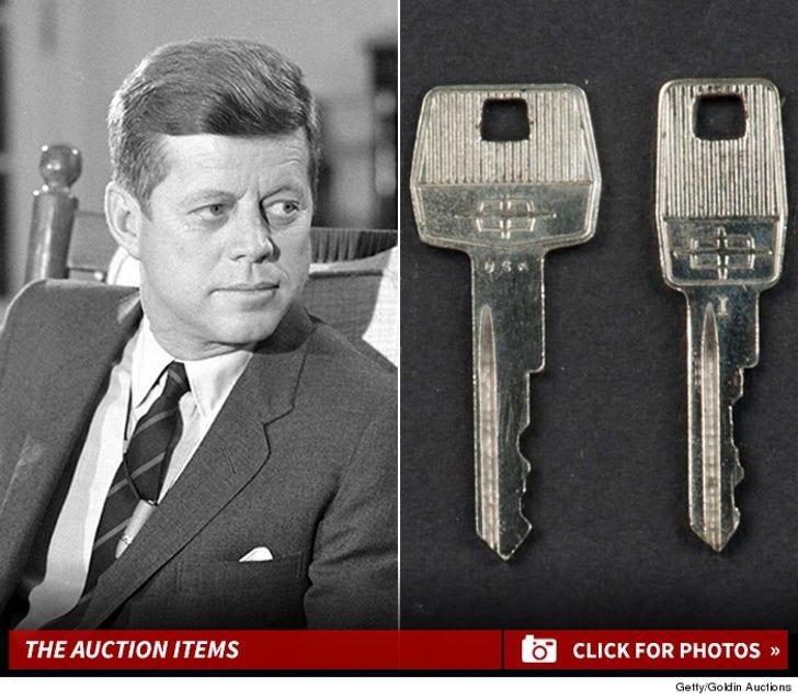 JFK Auction -- For $ale!