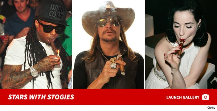 Stars with Stogies