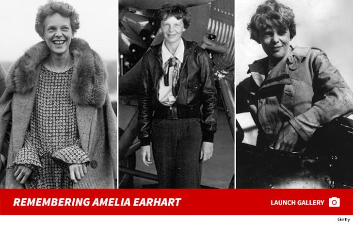 Remembering Amelia Earhart