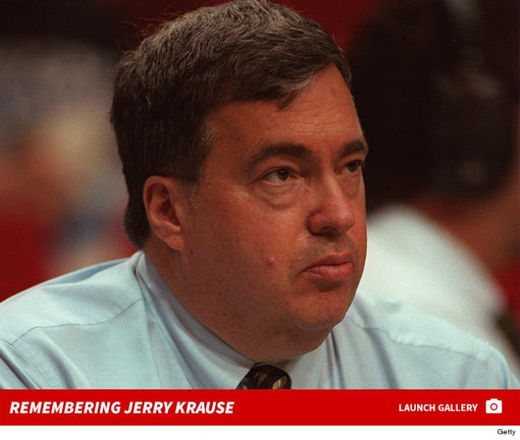 Remembering Jerry Krause