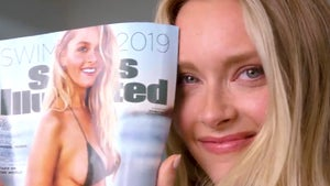 Camille Kostek Lands SI Swimsuit Cover, 'I'm So Happy!'