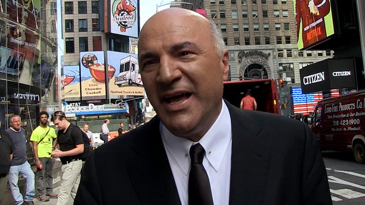 'Shark Tank's' Kevin O'Leary Says Don't Bury Big Baller Brand Yet!