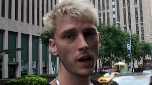 Machine Gun Kelly Says Browns Will Win Super Bowl, Baker Mayfield for MVP!