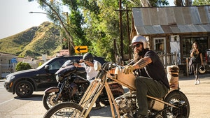 Jason Momoa Takes Quarantine Break with Sweet Harley Ride