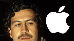 Pablo Escobar's Brother Sues Apple for $2.6 Billion