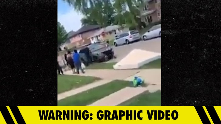 New Angle of Jacob Blake Shooting Shows Struggle With Cops From Other Side